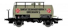 Dekas DK-H0-F0005 DSB D.S. Kesselwagen 2-achs Ep.3