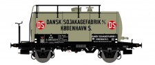 Dekas DK-H0-F0006 DSB D.S. Kesselwagen 2-achs Ep.3