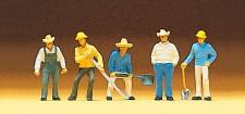 Preiser 10031 Gleisbauarbeiter