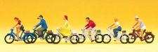Preiser 10091 Radfahrer