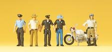 Preiser 10370 Polizisten. USA