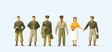 Preiser 10594 US Soldaten 50er Jahre