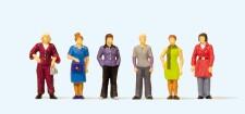 Preiser 10629 Stehende Frauen