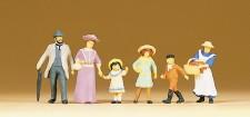 Preiser 12132 Familie um 1900