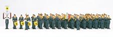 Preiser 13256 Musikkorps Luftwaffe