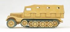 Preiser 16562 SdKfz11 Halbketten-ZM offen Pioniere
