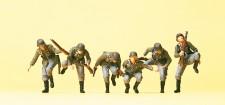 Preiser 16878 Absitzende Panzergrenadiere