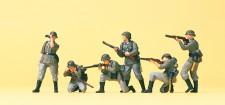 Preiser 16880 Infanterie im Gefecht