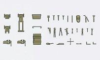 Preiser 18356 Werkzeuge