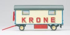 """Preiser 21017 """"Packwagen """"""""Zirkus Krone"""""""" ,mit Fenste"""