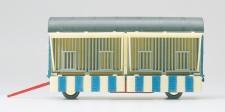 """Preiser 21019 """"Käfigwagen """"""""Zirkus Krone"""""""", offen."""""""