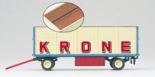 "Preiser 21020 ""Packwagen """"Zirkus Krone"""", offen. Lad"