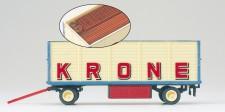 "Preiser 21021 ""Packwagen """"Zirkus Krone"""", offen. Lad"