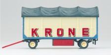 """Preiser 21023 """"Packwagen """"""""Zirkus Krone"""""""", mit Plane."""""""