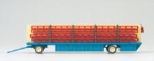 """Preiser 21024 """"Masttransportwagen """"""""Zirkus Krone""""""""."""""""