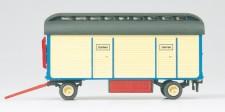 """Preiser 21025 """"Toilettenwagen """"""""Zirkus Krone"""""""". Ferti"""