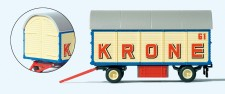 "Preiser 21033 ""Packwagen """"Zirkus Krone"""""""