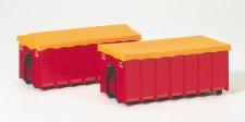 Preiser 31019 Container f. Abrollkipper