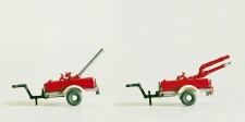 Preiser 31114 Alco Schaum-Wasserwerfer FW 2 St.