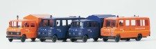 Preiser 31211 MB L408 D Set 4-tlg THW