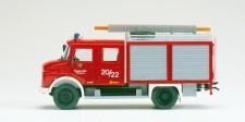 Preiser 31248 MB LAF1113 Ziegler TLF16 FW