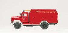 Preiser 31259 Magirus F150 D SW2000 FW