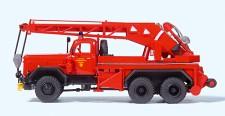 Preiser 31269 Kranwagen KW 16.F Magirus 250