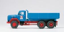 Preiser 31311 Magirus F200 D 6x6 Pritschen-Kipper
