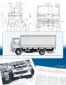 Preiser 31320 Bausatz: MB LP1113 Lkw m.Pritsche/Pl.