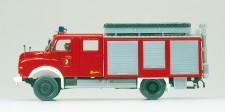 Preiser 35006 Rüstwagen RW-ÖL. MAN 11.168 HALF.
