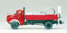 Preiser 35007 Gerätewagen Bau. MAN 9.168 HAK. Fertig-