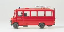 Preiser 35011 Einsatzleitwagen. MB 0 309. Fertigmodell