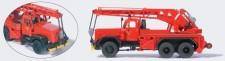 Preiser 35033 Kranwagen KW16. F Magirus 250 D A.