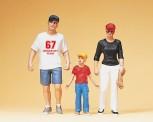 Preiser 45106 Junge Familie