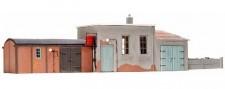 Artitec 10.158 Nebengebäude für Bahnarbeiter