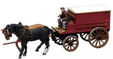 Artitec 10.277 Geschlossener Bauernwagen