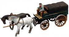 Artitec 10.278 Bauernwagen mit Plane