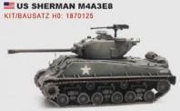 Artitec 1870125 Kampfpanzer ShermanM4A3E8 US