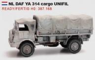 Artitec 387.168 DAF YA314 Pritsche/Plane NL/UN