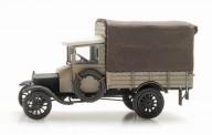 Artitec 387.470 Ford TT Pritschen-LKW mit Plane grau