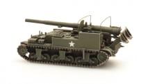 Artitec 387.78 Haubitze M12 GMC US Army