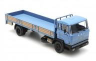 Artitec 487.051.01 DAF 2100 Pritsche/Pl.blau/braun 1970