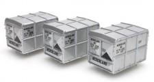 Artitec 487.801.10 Geschlossene Container NL, 3 St.