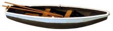 Artitec 50.131 Ruderboot Stahl