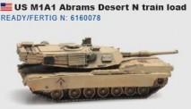 Artitec 6160078 M1A1 Abrams Desert N