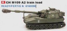Artitec 6160090 CH M109 A2 train load