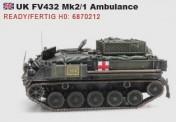 Artitec 6870212 Kampfpanzer FV432 Mk2/1 Ambulance UK