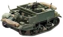 Artitec 87.054 Universal carrier with machine gun
