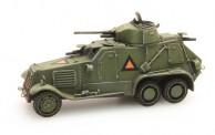 Artitec 87.075 Panzerwagen M36 NL