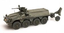 Artitec 87.081 Radpanzer DAF YP408 MT mit Mörser NL